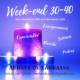 Week-end 30-40 ans à l'Abbaye de Lagrasse