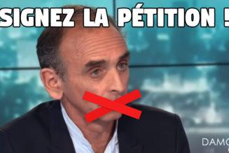 La pétition #JeSoutiensZemmour dépasse déjà les 30 000 signataires [mise à jour: + de 41 000]