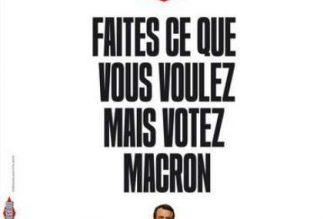 Selon Libération, un glissement autoritaire est en cours