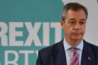 Brexit : Nigel Farage montre l'exemple en privilégiant l'intérêt national