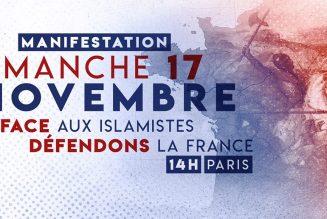 Manifestation contre « l'islamophobie » : ne laissons pas la rue aux islamistes