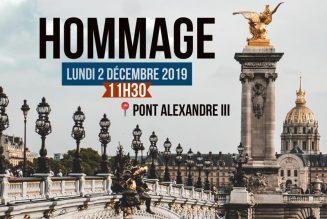 2 décembre : Hommage aux 13 militaires morts pour la France