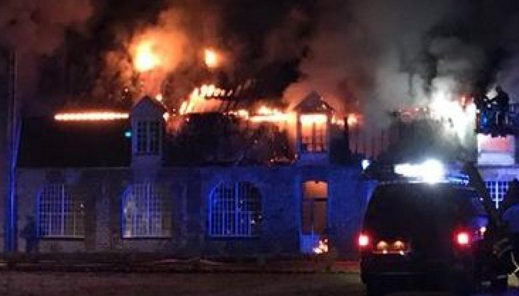 Incendie volontaire de la mairie de Flers : les caïds de l'immigration protègent leurs trafics