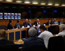 Ancien prisonnier politique en Turquie, le pasteur Andrew Brunson témoigne au Parlement européen