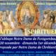 30 novembre – 1er décembre : retraite à Fontgombault avec Notre-Dame de Chrétienté