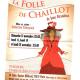 Du 10 au 25 novembre : La Folle de Chaillot