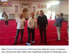 Damien Abad (LR) s'abstient de toute conviction