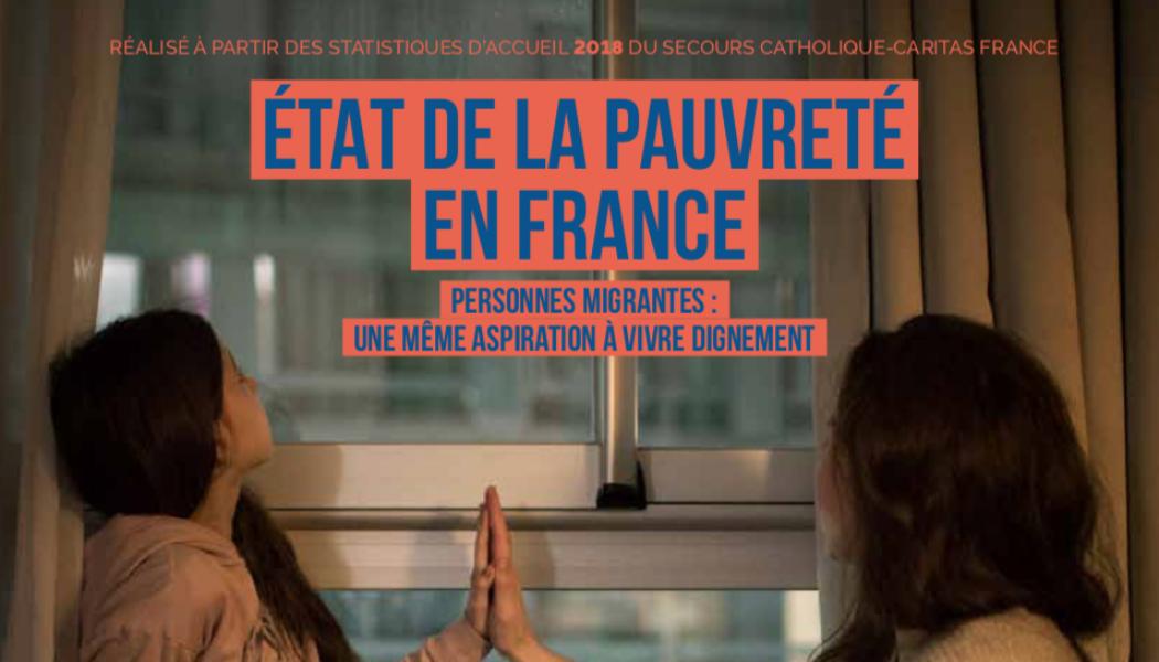 Le rapport du Secours catholique montre l'absurdité de la politique anti-familiale et pro-immigration