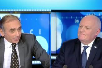 Europe : Eric Zemmour face à François Asselineau