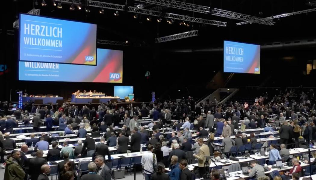 Allemagne : 10ème congrès de l'AfD. Un exemple de parti politique démocratique