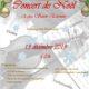 13 décembre : Concert de Noël à l'église St Etienne (Lille)