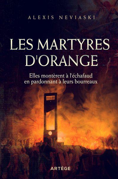 Le livre sur les 32 Bienheureuses martyres d'Orange déjà réédité