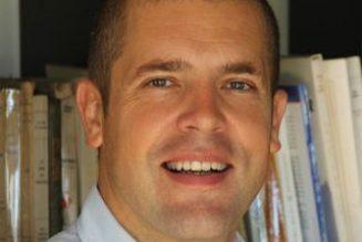 Benoît de Blanpré, nouveau directeur de l'AED en France