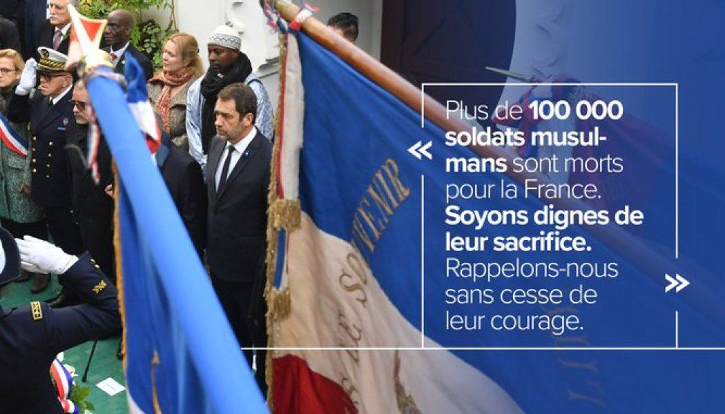 Pour Christophe Castaner, Paris vaut bien une sourate