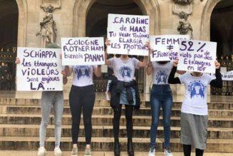 """Le collectif Nemesis contre les """"féminicides"""""""