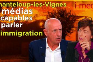 I-Média – Emeutes à Chanteloup, les médias incapables de parler d'immigration