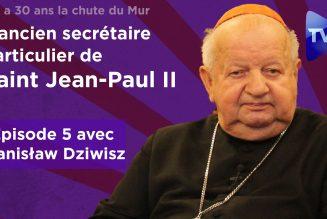 Le cardinal Dziwisz, proche collaborateur de Saint Jean-Paul II, livre un témoignage sur le pape polonais et la chute du communisme
