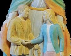 Il n'est jamais trop tard pour réparer son couple… Il n'est jamais trop tôt pour le confier à la Vierge Marie