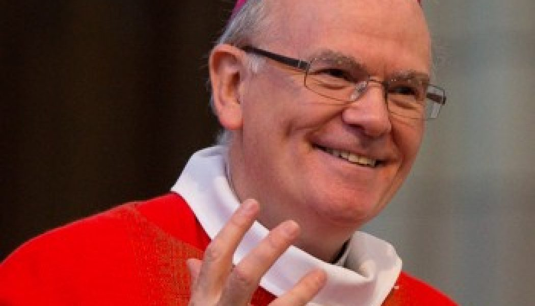 Mgr Jean-Paul James nommé archevêque de Bordeaux