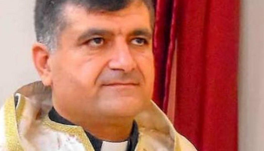 Le père Joseph-Ibrahim Bedoyan, prêtre syrien assassiné par Daech