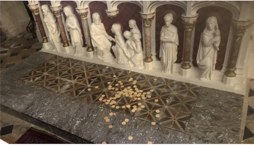 3 actes antichrétiens par jour en France