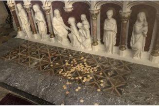 Grave profanation en Charente-Maritime