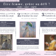 """24 janvier : Journées """"être femme, grâce ou défi ?"""