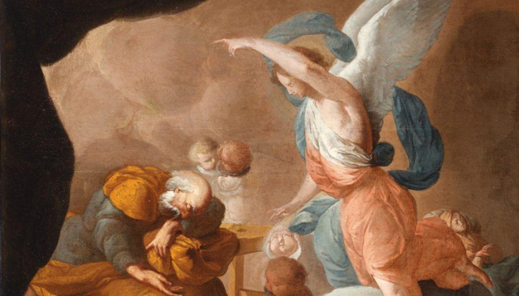Ce que Joseph dit quand il sut que Marie avait conçu de l'Esprit-Saint