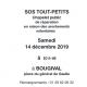 14 décembre : chapelet SOS Tout-Petits à Bougival