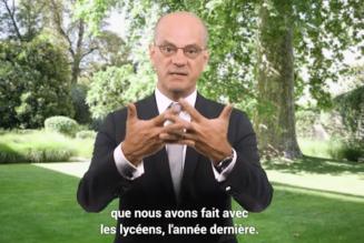 Et sinon, est-il possible de parler français ?