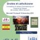 18-19 décembre : colloque sur Droites et catholicisme