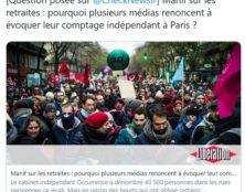 Comptage des manifestants : La Manif Pour Tous confirme l'analyse de Libération et Médiapart