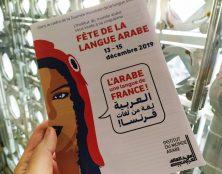 « L'arabe, une langue de France »