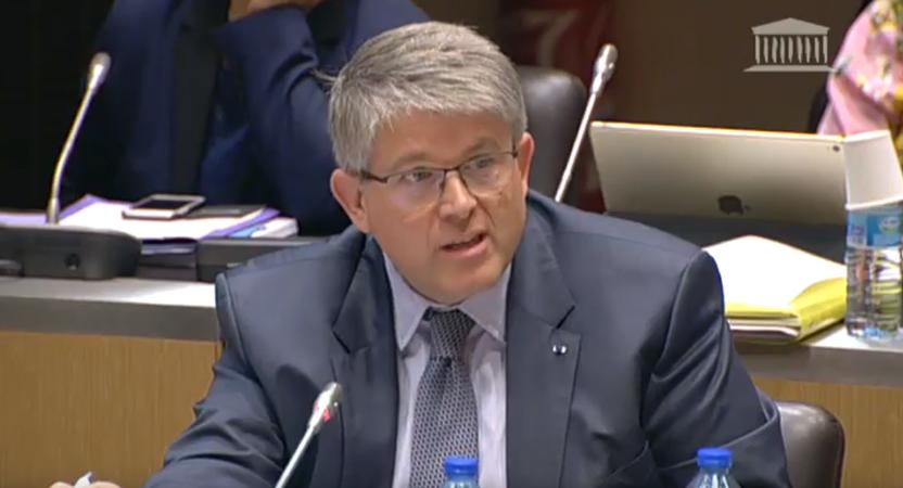 Patrick Hetzel : Ces débats sociétaux et bioéthiques doivent être remis à plus tard et ne pas se dérouler durant une période d'état d'urgence