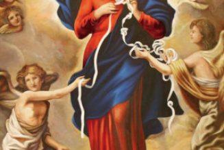 10-18 décembre : Confier à Notre-Dame tous les nœuds de cette année