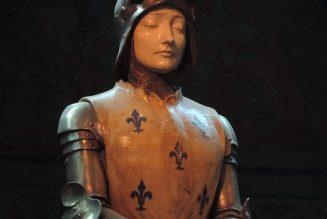 """Sainte Jeanne d'Arc, envoyée par Dieu pour """"faire se clore le règne des nantis et des oppresseurs"""""""
