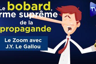 Jean-Yves Le Gallou : Le bobard, l'arme suprême de la propagande
