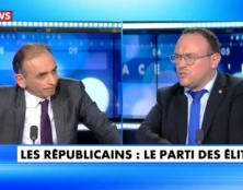 Éric Zemmour face à Damien Abad (LR) : « Boris Johnson c'est la victoire de l'identitaire et du social, tout le contraire de LR