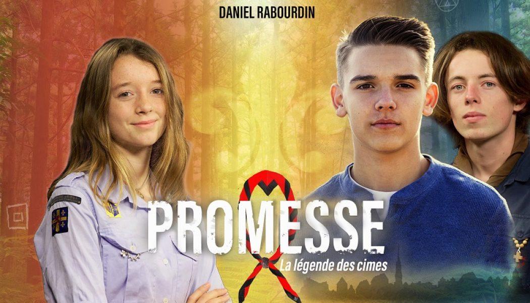 Reportage sur le film Promesse