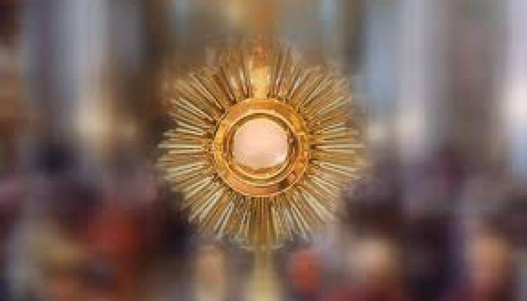 Alors que l'on continue à livrer pâtes et pizzas à domicile, l'eucharistie ne serait pas accessible à ceux qui la désirent ?