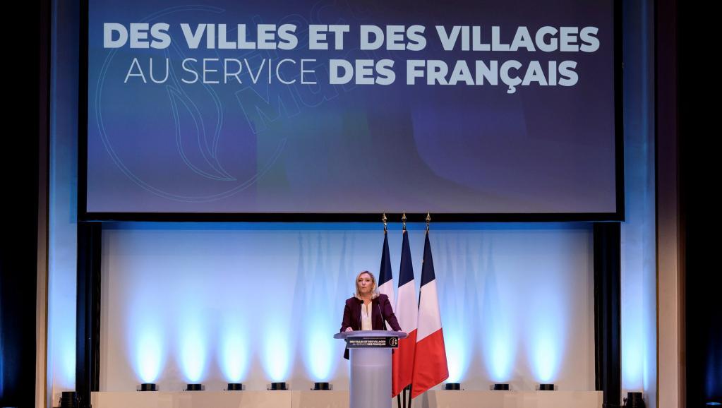 Des économistes soutiennent le programme de Marine Le Pen