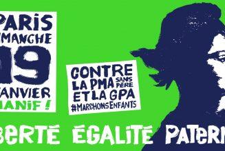 Marchons Enfants : SOS Tout-Petits sera à l'arrière du cortège