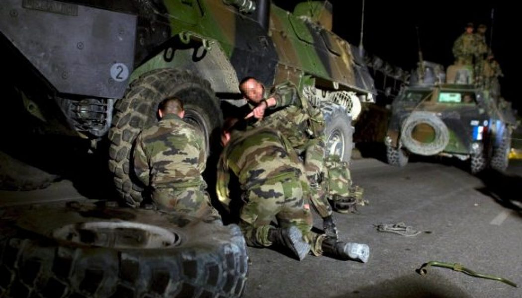 """Fin des illusions : d'après le chef d'état-major des armées, la France n'a plus """"d'armée de guerre"""""""