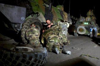 Fin des illusions : d'après le chef d'état-major des armées, la France n'a plus «d'armée de guerre»