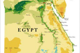 Pendant que la France se livre aux islamistes, les chrétiennes se font égorger dans les rues d'Egypte