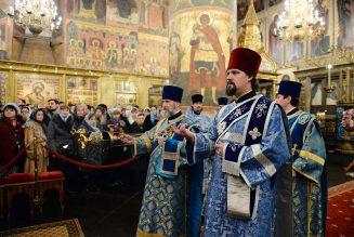 A propos de l'extension du vernaculaire dans l'orthodoxie russe
