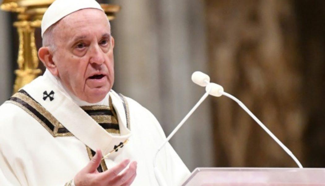 Discours de Noël du pape François : L'Eglise en retard de 200 ans, vraiment ?
