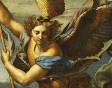 Saint Michel Archange, protégez nous !