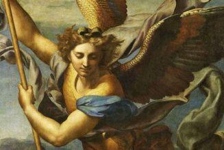 Quel rapport existe t-il entre l'Archange Saint Michel et la France ?