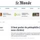 Le Monde embarrassé par le scandale Matzneff